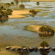 Botswana y Zimbawe