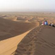 Viajar al Desierto